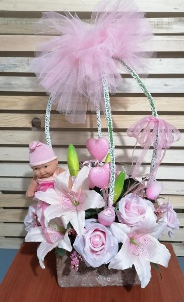 Yeni Doğan kız Bebek